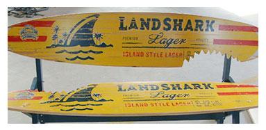 Land Shark Bench